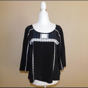 Black BCBG top